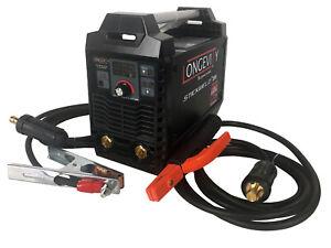 Longevity STICKWELD 200, 200 Amp 220V DC STICK/TIG Welder (6010/6011 Capable)