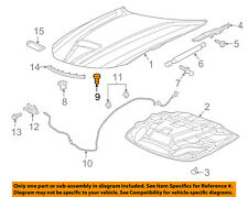 CHRYSLER OEM-Hood Rubber Bumper Cushion 5054227AA