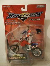 2004 ROAD CHAMPS MXS RICKY CARMICHAEL #4 USA TEAM HONDA CR250 MOTOCROSSER