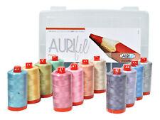 Aurifil Home Collection Pastel 12 Large Spools 50wt