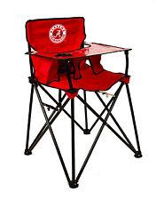 Alabama Crimson Tide Tailgating Portable Folding Baby Infant Toddler High Chair
