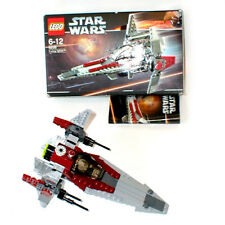 STAR WARS LEGO V WING FIGHTER & Mini Figure