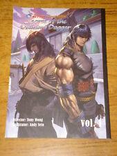 Quattro agenti sono stati SEGRETO DEL DELIRIO PUGNALE Graphic Novel Seto < 9781597961288