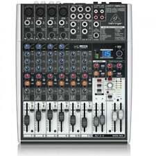Behringer Xenyx X1204USB Premium 12-Input 2/2-Bus Ultra Low Noise Mixer