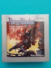 Perry Rhodan Silber Edition 15 Mechanica  13 CD-Box  ungekürzte Lesung   NEU !!!