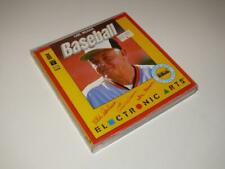 "PC 5.25"" ~ Earl Weaver Baseball par Electronic Arts ~ Jewel Case ~ Neuf"