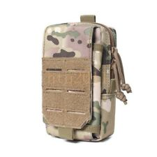 Tactical Molle Pouch Military Waist Belt Bag EDC Tool Case Holder Waist Pack