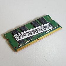 New Genuine Lenovo Yoga DDR4 SODIMM 2133 8GB Memory Card 5M30K59786