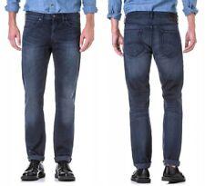 Lee 101 S Rider Men's Gold Line Selvedge Denim Slim Fit Tube Leg Jeans NEW 32x32