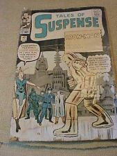 ORIGINAL VINTAGE TALES OF SUSPENSE COMIC BOOK #43 - IRON MAN