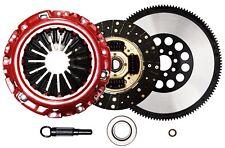 QSC Stage 1 Clutch Kit fits Nissan 03-06 350Z G35 VQ35DE + Chromoly Flywheel