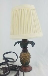 Pineapple Candle Lamp Electric Adorable!