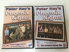 PETER KAY'S PHOENIX NIGHTS Series 1 and 2 (1 & 2) DVD