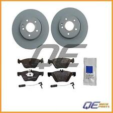 Mercedes W210 E320 Front Genuine Brake KIT Discs, Pads, Sensors and Lubricant