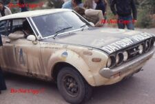 Harry Kallstrom Datsun Violet 160J Winner Acropolis Rally 1976 Photograph 1