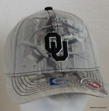 University of Oklahoma Sooners Battle Fade Hat embroidered NCAA college cap