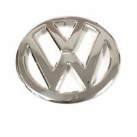 "/""VOLKSWAGEN/"" Script Badge Emblem Type 2 Bus 63-72 Type 3 62-65  Rear Hatch VW T2"