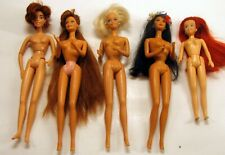 Nude Mattel And Mixed Contemporary Barbie / Fashion Dolls Lot ( 5 )