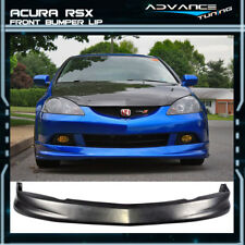 For Acura RSX DC5 05-06 P1 Type Urethane Front Bumper Lip Spoiler Bodykit