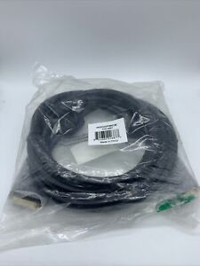 MONOPRICE 24AWG CL2 Dual Link DVI-D Cable for DVI Display 10ft Black