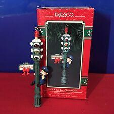 Enesco Treasury Ornament Handy Dandy Elf Its A Go For Christmas 1992 NEW E4