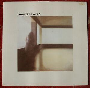 Dire Straits - Dire Straits - Vinyl LP Record Album 1978 UK VERTIGO 9102 021