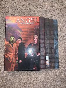 Angel: After the Fall Volume 1, 2, 3, 4 Slip Case Box Set TPB NM RARE IDW COMICS