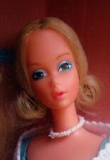 Barbie Deluxe Quick Curl NRFB 1976 vintage 70's Superstar face Steffie