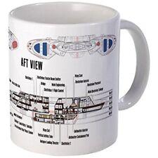 11oz mug U.s.s. Defiants - Printed Ceramic Coffee Tea Cup Gift