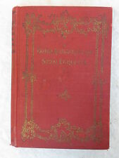 G.H. Sandison  HOW TO BEHAVE AND HOW  TO AMUSE  THE CHRISTIAN HERALD c.1895