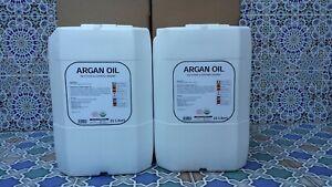 100% PURE Organic Argan Oil Wholesale – BULK BUY 1.5 Gallons – FREE SHIPPING!!!