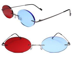 Sollux Homestuck Inspired Anime Futuristic Comic Costume Cosplay Sun Glasses