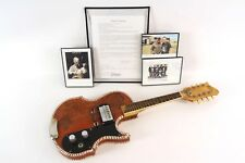 1963 Carvin Mandolin w/ Custom Leather Wrap & CASE- Once Owned By Texas Playboys