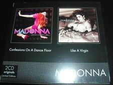 Madonna Confessions On A Dancefloor / Like A Virgin (France) 2 CD – New