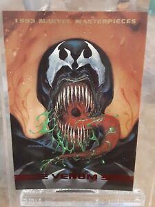 VENOM #45 - 1993 Marvel Masterpieces Base Trading Card - NM