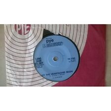 """7"""" 45RPM Let The Heartaches Begin/Annabella (Who Flies To Me When She's Lonely)"""
