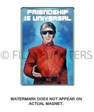 1980's TV NOSTALGIA ' V ALIENS MINI SERIES'  POSTER JUMBO Fridge / Locker Magnet
