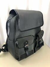 Polo Ralph Lauren black Backpack Gym Overnight Travel Carry On Laptop Bag Nice