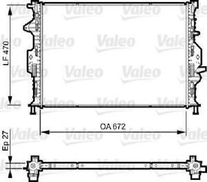 Original VALEO Cooler Engine Cooling 735374 for Ford Land Rover Volvo