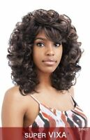 VANESSA FIFTH AVENUE COLLECTION SYNTHETIC LONG CURLY WIG - SUPER VIXA
