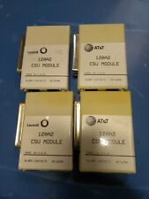 lot of 10 AVAYA LUCENT 106606536  120A2 CSU Modules