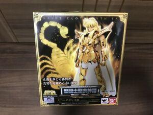 Bandai Saint Seiya Myth Cloth EX Scorpio Milo ORIGINAL COLOR EDITION Figure