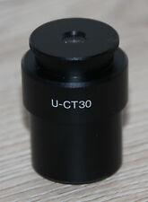 Olympus Mikroskop Microscope U-CT30 Okular / Hilfsokular - 30mm Durchmesser