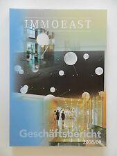 Immoeast Geschäftsbericht 2009 2009