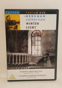 Winter Light (1963) DVD Ingmar Bergman Film, Ingrid Thulin, Eng-Sub UK R0 DVD
