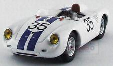 Porsche 550Rs Spider #35 Winner Class Le Mans 1957 Hugus Best 1:43 BE9619