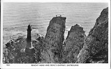 # 158 Beachy Head& Devil's Chimney Eastbourne VGC Unposted RP