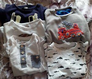 Bundle Of Boys Clothing, 6-7 Years, 5 Items