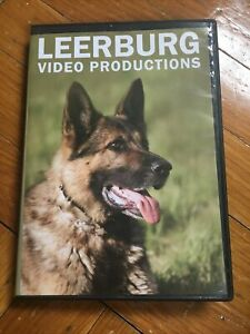 RARE DOG TRAINING DVD LEERBURG VIDEO TRAINING DOGS TO GET ALONG WITH HORSES 211D