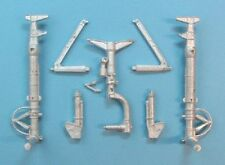 P-61 Black Widow Landing Gear For 1/48th Scale Great Wall Model Sac 48154